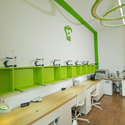 Laborator Tehnica Dentara - Timisoara - Green Dental